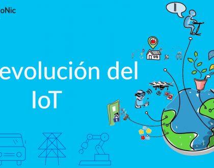 La Revolución del IoT